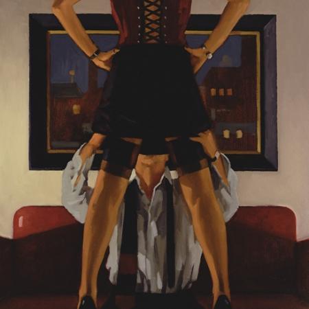 Devotion by Jack Vettriano