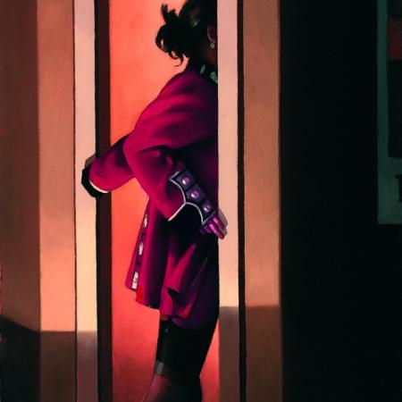 On Parade by Jack Vettriano