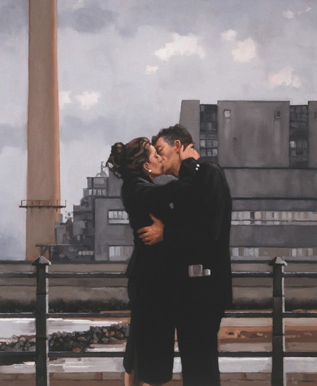 Long Time Gone by Jack Vettriano