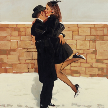 Love Story by Jack Vettriano