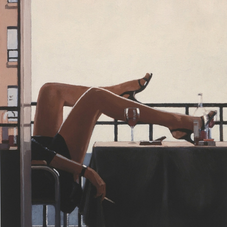 The Temptress by Jack Vettriano