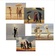 The Classic Collection by Jack Vettriano