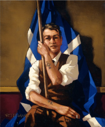 The Nationalist by Jack Vettriano